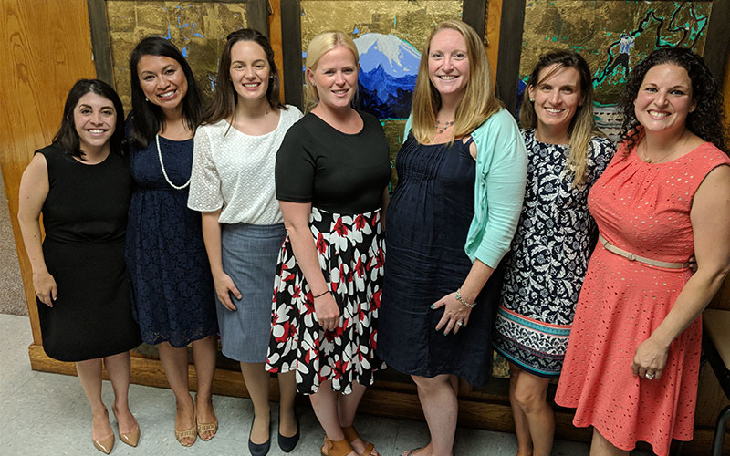 Springs School thrilled to introduce new teachers for 2018-19 school year.