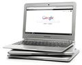 A Google Chromebook is a lightweight, easy-to-use laptop